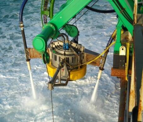 Hydraulic Driven HMFE