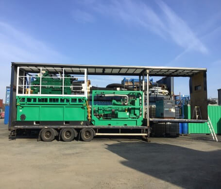 Dewatering Technology